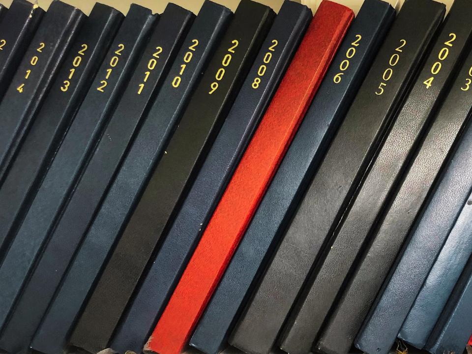 Farm notebooks